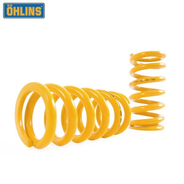 Ohlins shock springs